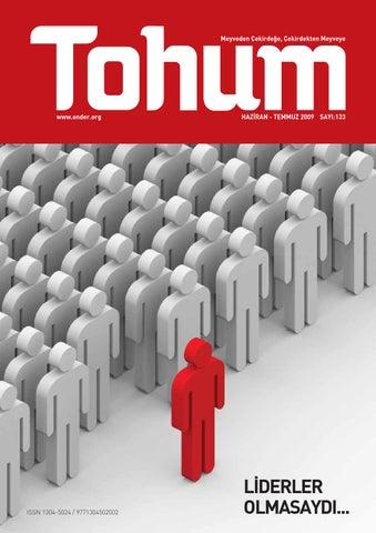 Tohum 133 By Tohum Dergisi Issuu