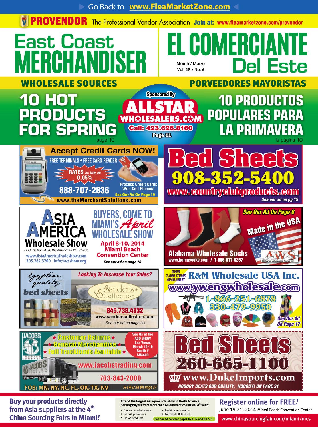 East Coast Merchandiser 03 14 by Sumner Communications issuu