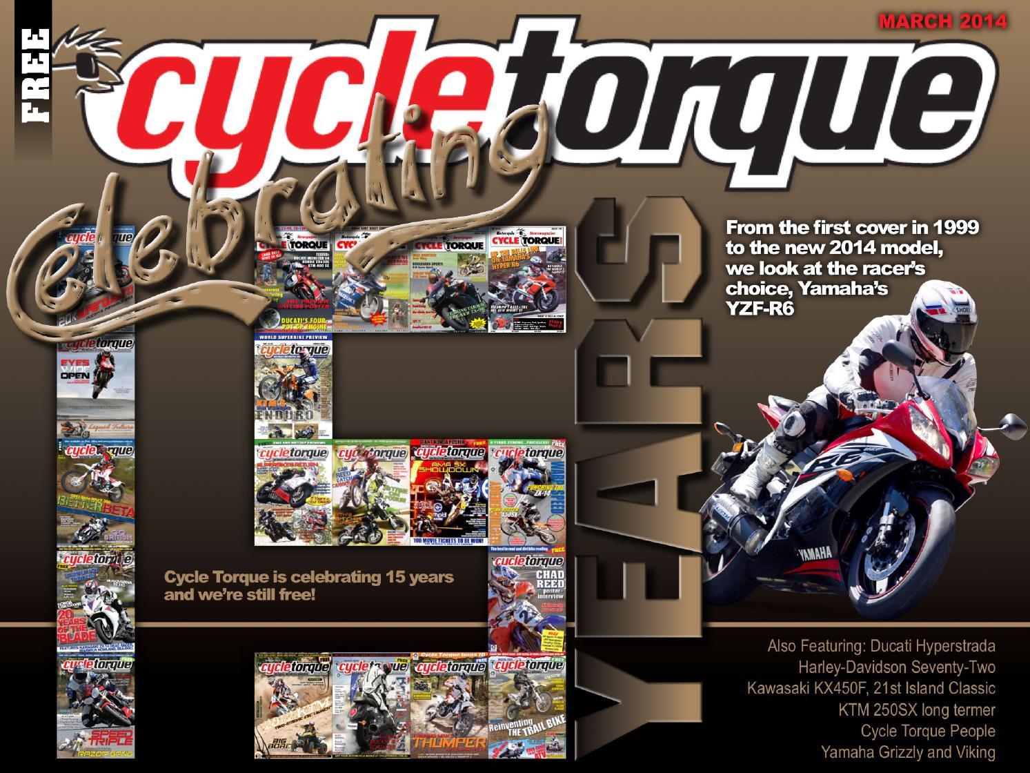 cycle torque march 2014 by cycle torque issuu rh issuu com