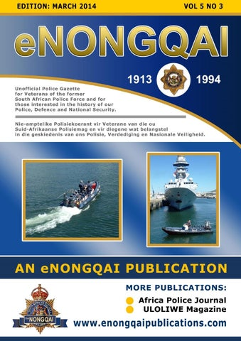 Enongqai vol 5 no 3 by hennie heymans issuu page 1 fandeluxe Images