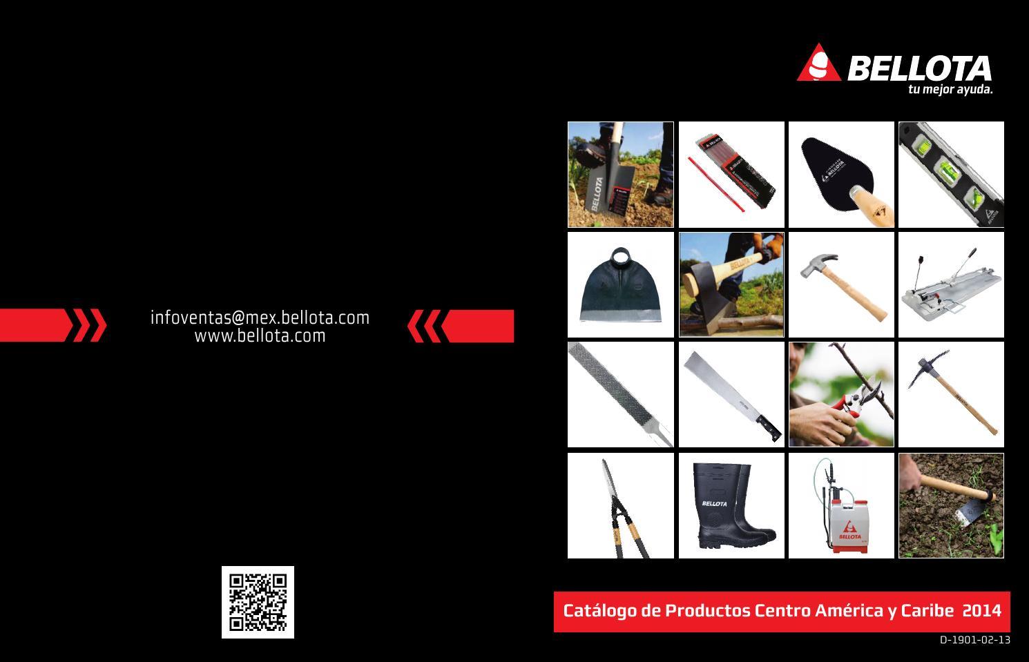 Talla 40 Bellota 72243-40 Bota Negra PVC S5