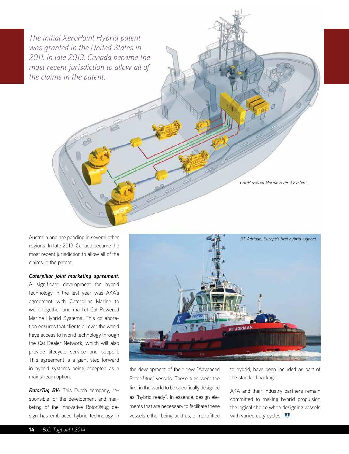B C  Tugboat 2014 by DEL Communications Inc  - issuu