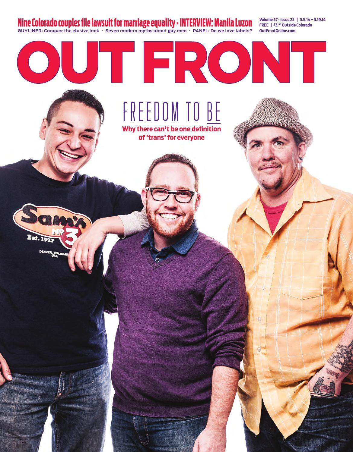 March 5, 2014 :: Trans by Out Front - issuu
