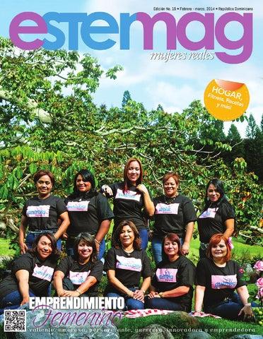 Revista Ester – Edición No. 19, Febrero – Marzo Año 2014