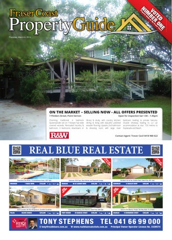 Fraser Coast Property Guide 6 March 2014