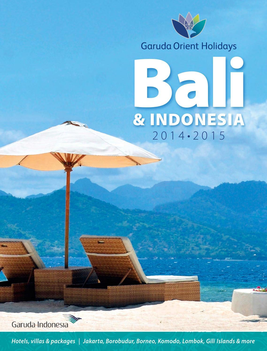 Garuda Orient Holidays Au By Goh Brochure Issuu Peak Tram Sky Pass Roundtrip Ride Terrace Anak 3 11