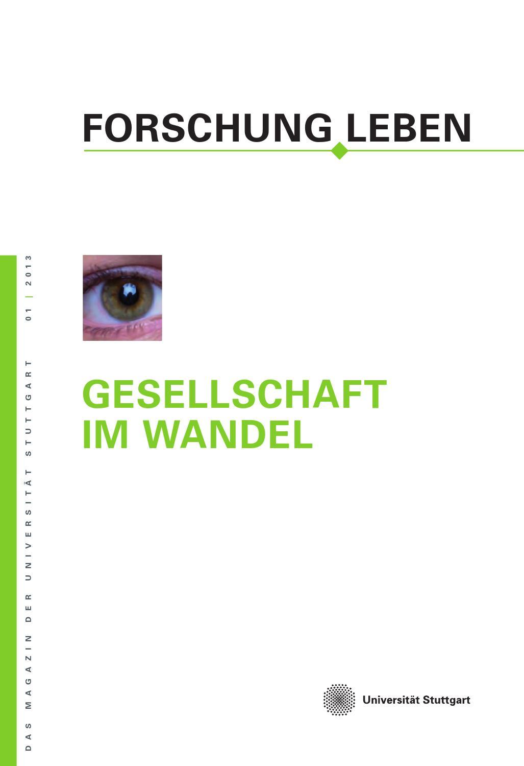 Universität Stuttgart FORSCHUNG LEBEN Nr.1-2013 by Universität ...