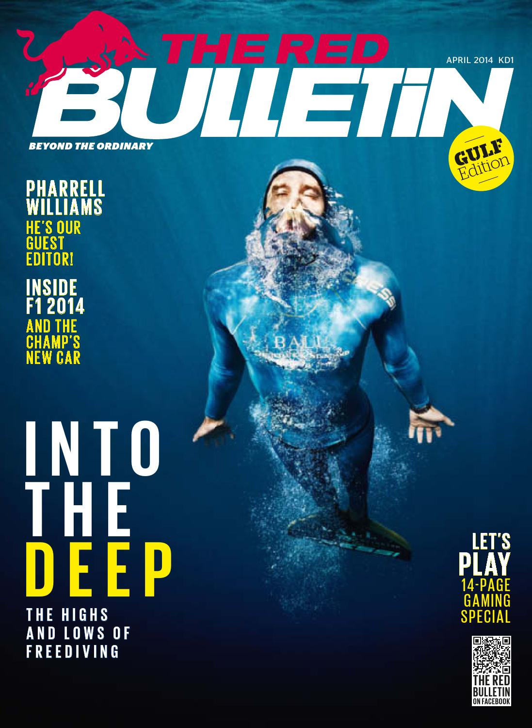 The Red Bulletin April 2014 - KW by Red Bull Media House - issuu