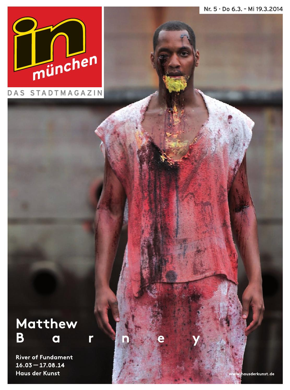 In Mnchen Ausgabe Nr 5 2014 By InMagazin Verlags GmbH