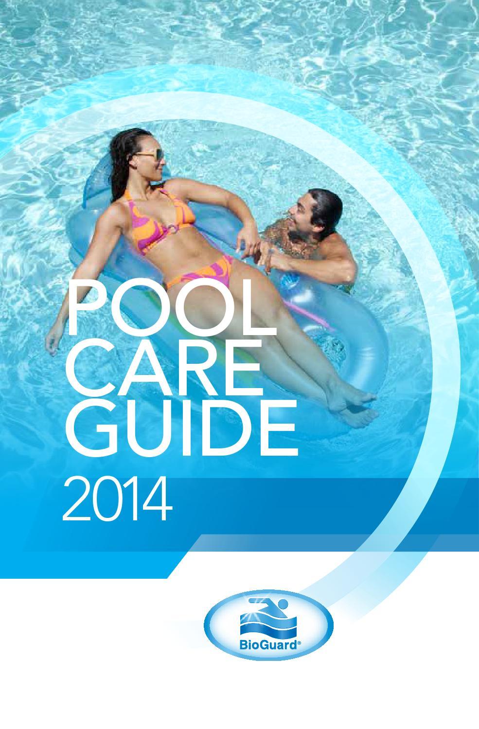 BioGuard® Pool Care Guide By BioLab Inc.   Issuu