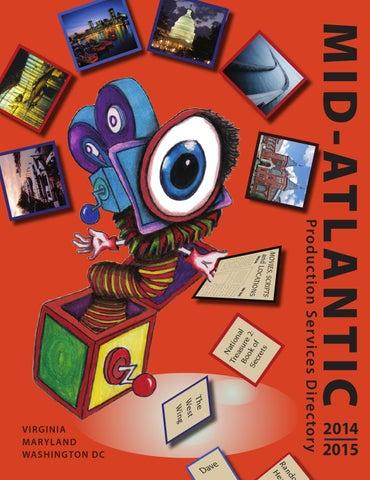 d896b2e03 Mid-Atlantic Production Services Directory 2014 by Oz Publishing ...