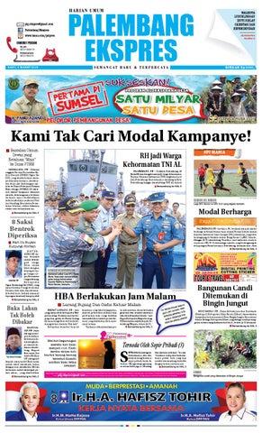 Palembang Ekspres Rabu 8477867667