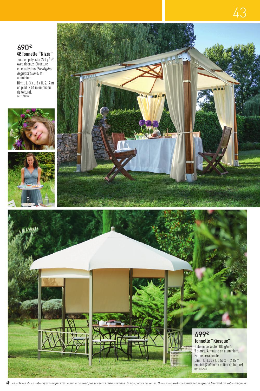 Catalogue Jardiland - Mobilier de jardin 2014 by joe monroe ...