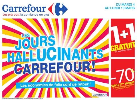 Catalogue Carrefour 4 10032014 By Joe Monroe Issuu