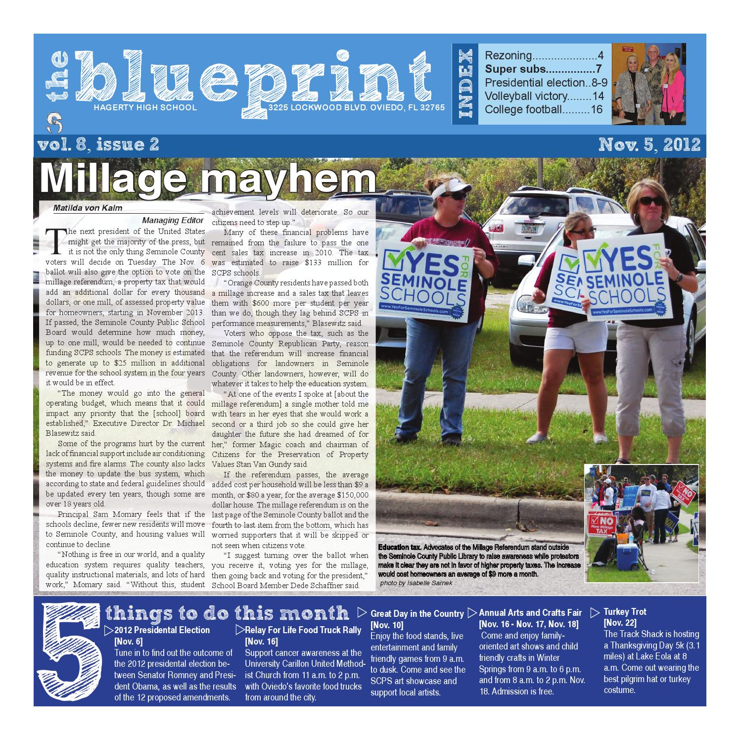 The blueprint volume 8 issue 2 by hagerty journalism issuu malvernweather Images