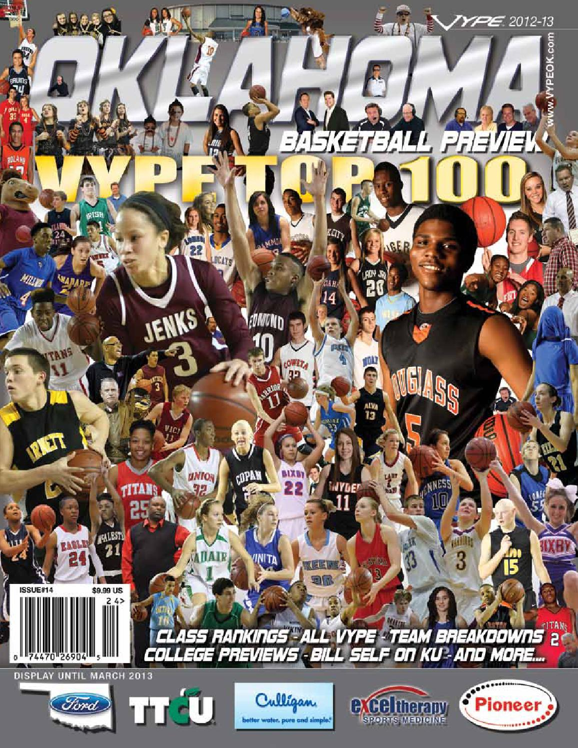 52dacd36f Oklahoma Basketball Preview - November Issue by Austin Chadwick - issuu