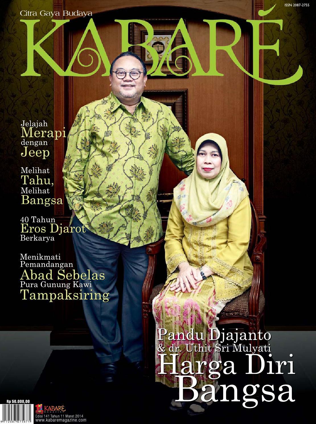 Kabare Magazine Edisi Maret 2014 By Issuu Produk Ukm Bumn Dress Gamis Batik Motif Ayam Bekisar