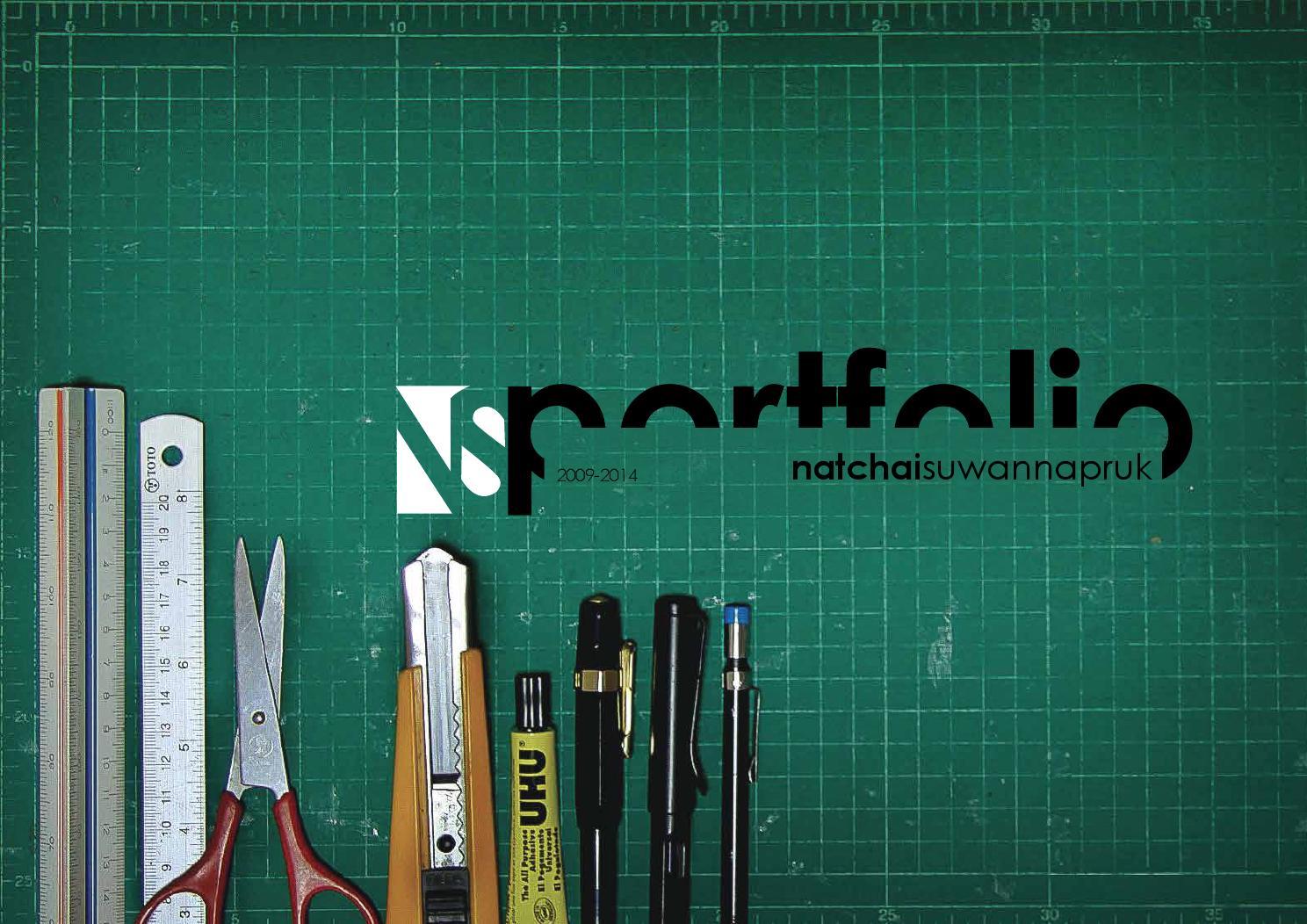 an architectural portfolio by natchai suwannapruk by