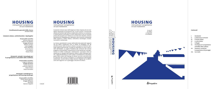 Housing linee guida per la progettazione di nuovi for Programmi di progettazione