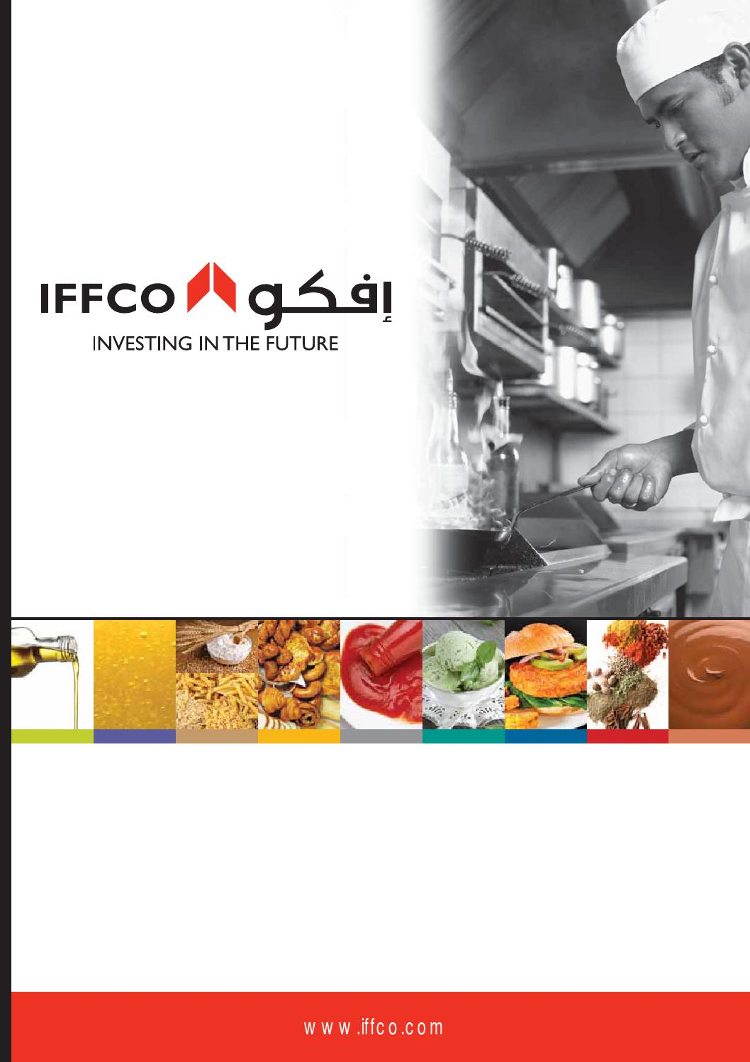 IFFCO by The Pro Chef Middle East - issuu
