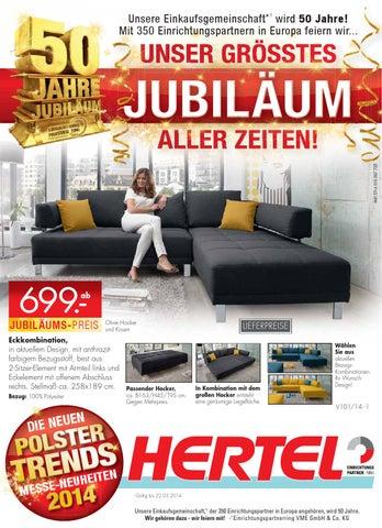 Hertel Mobel 08 03 14 By Nordbayerischer Kurier Gmbh Co