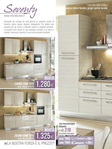 Mondo Convenienza Speciale Cucine 2014 By Mobilpro Issuu