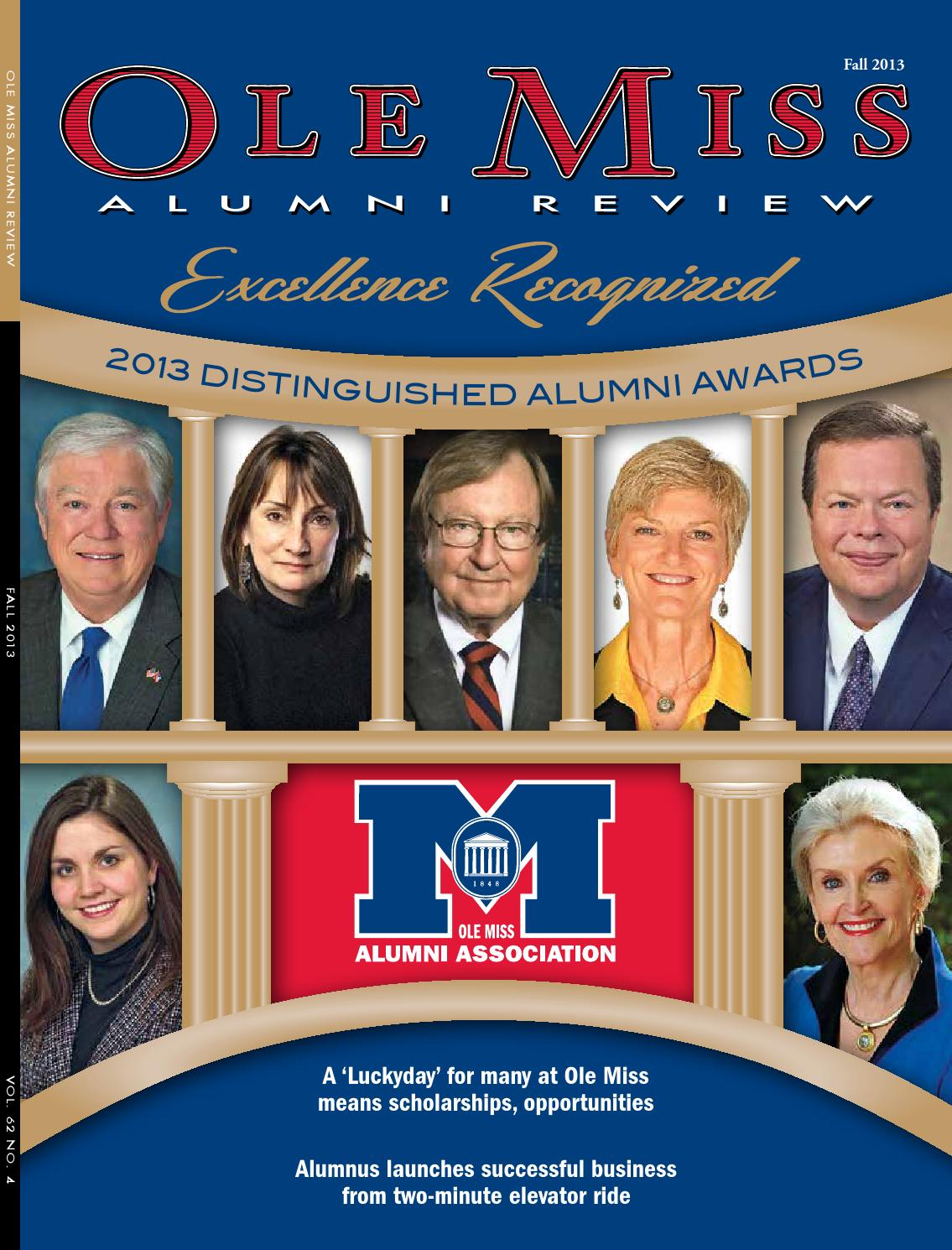 ole miss alumni review fall 2013 by ole miss alumni association issuu ole miss alumni review fall 2013 by