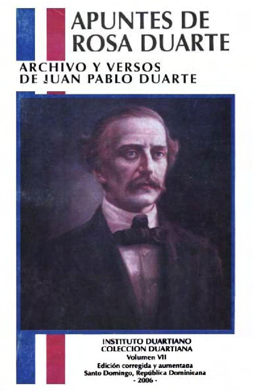 ROSA DUARTE: APUNTES by Aquiles Julián - issuu