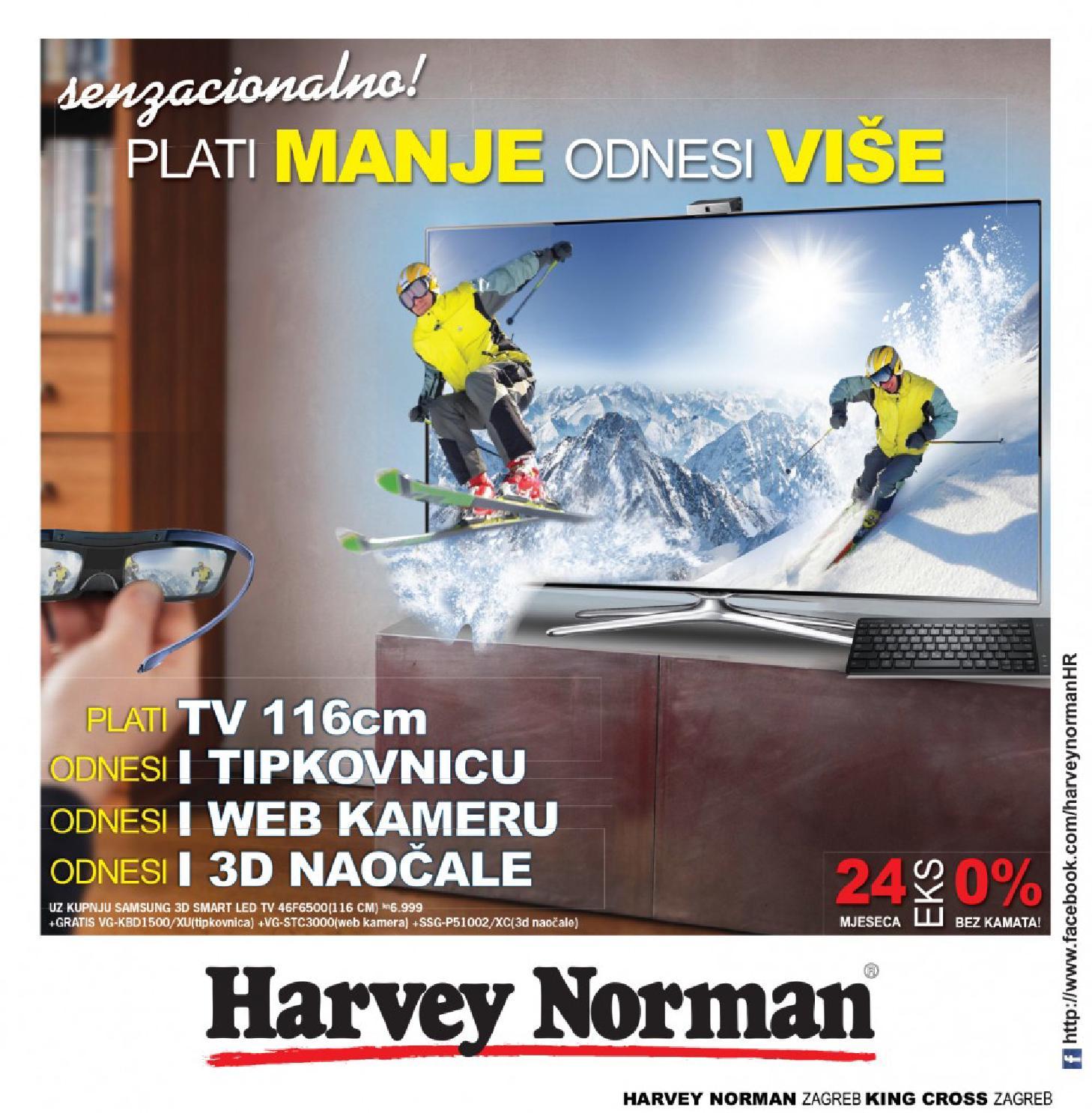 Harvey Norman Katalog Mart 2014 By Cataloghr Issuu