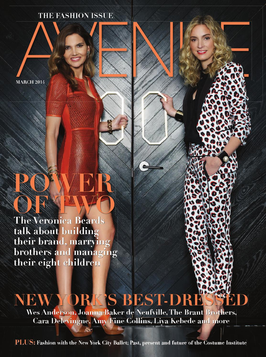 4cfb9c39d8 AVENUE March 2014 by AVENUE Magazine - issuu