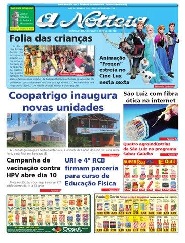 Edição de 8 e9 de março de 2014 by Jornal A Notícia - issuu b806573d86