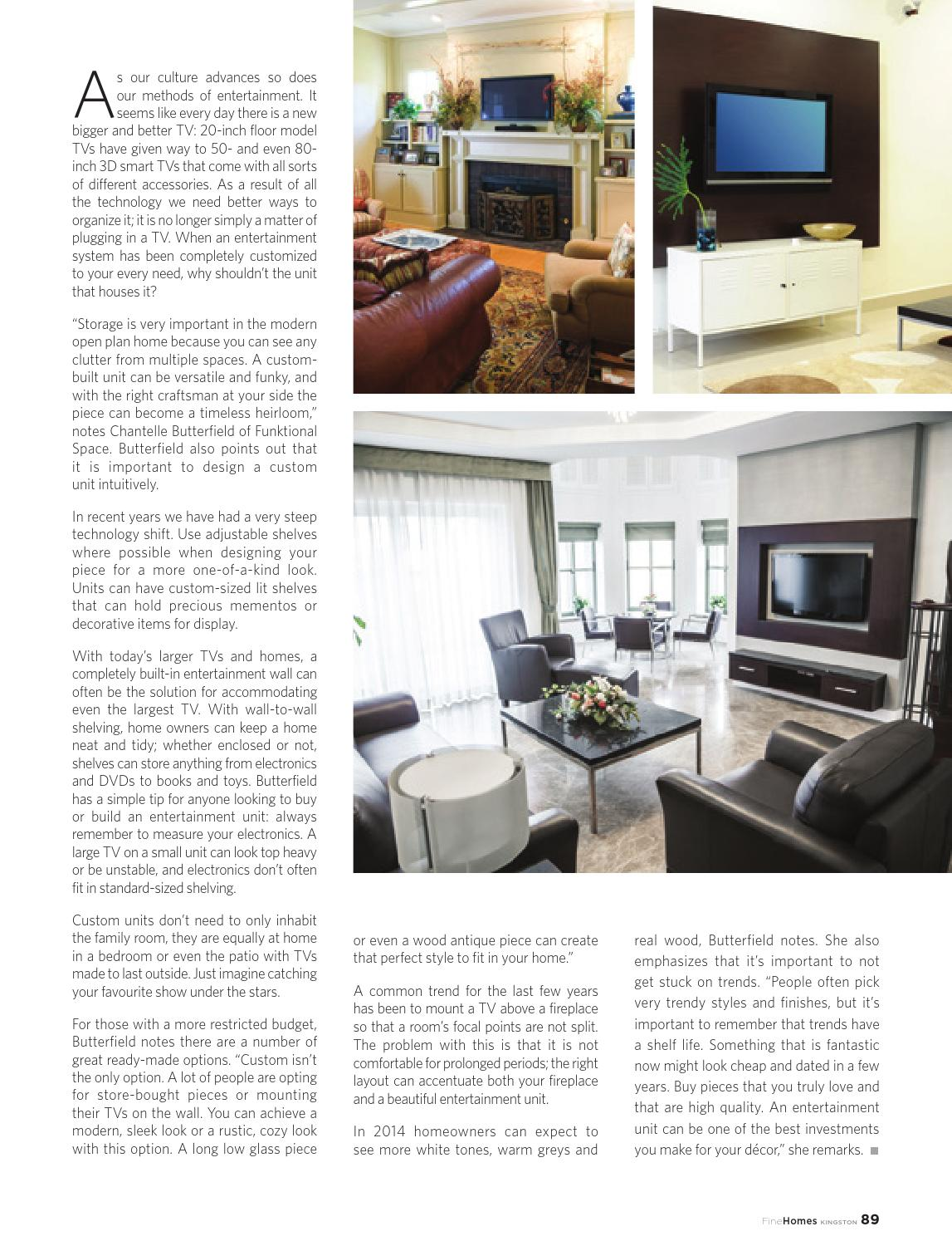 Fine Homes Kingston Spring 2014 by Fine Lifestyles - issuu