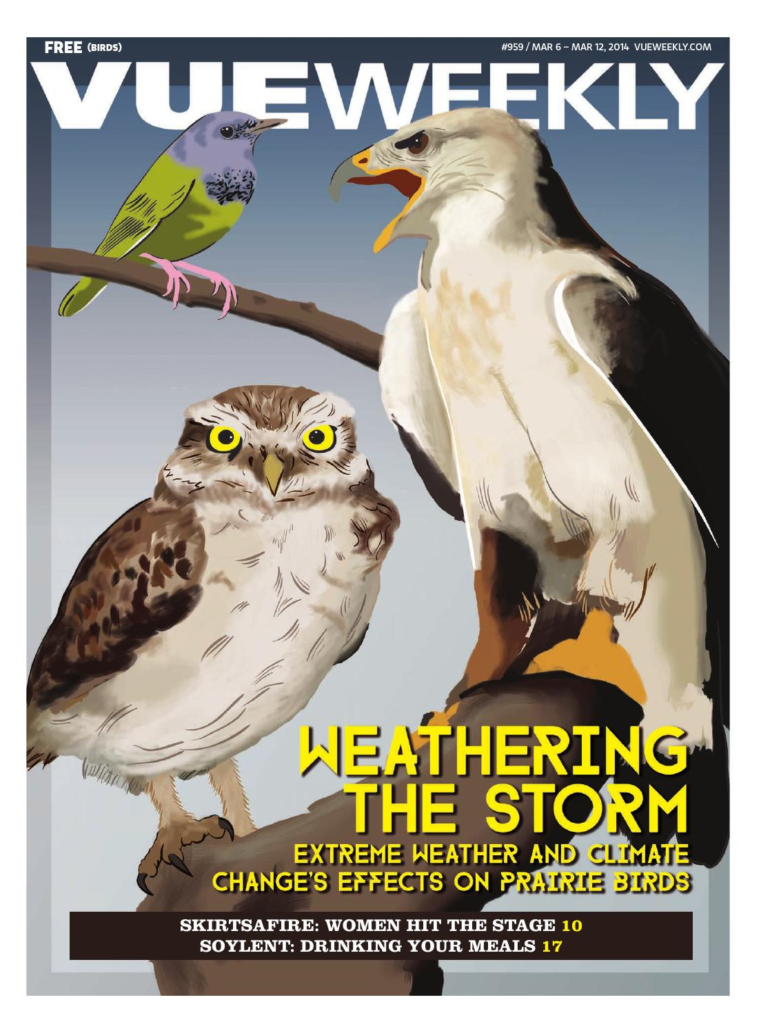 959: Weathering the storm by Vue Weekly - issuu