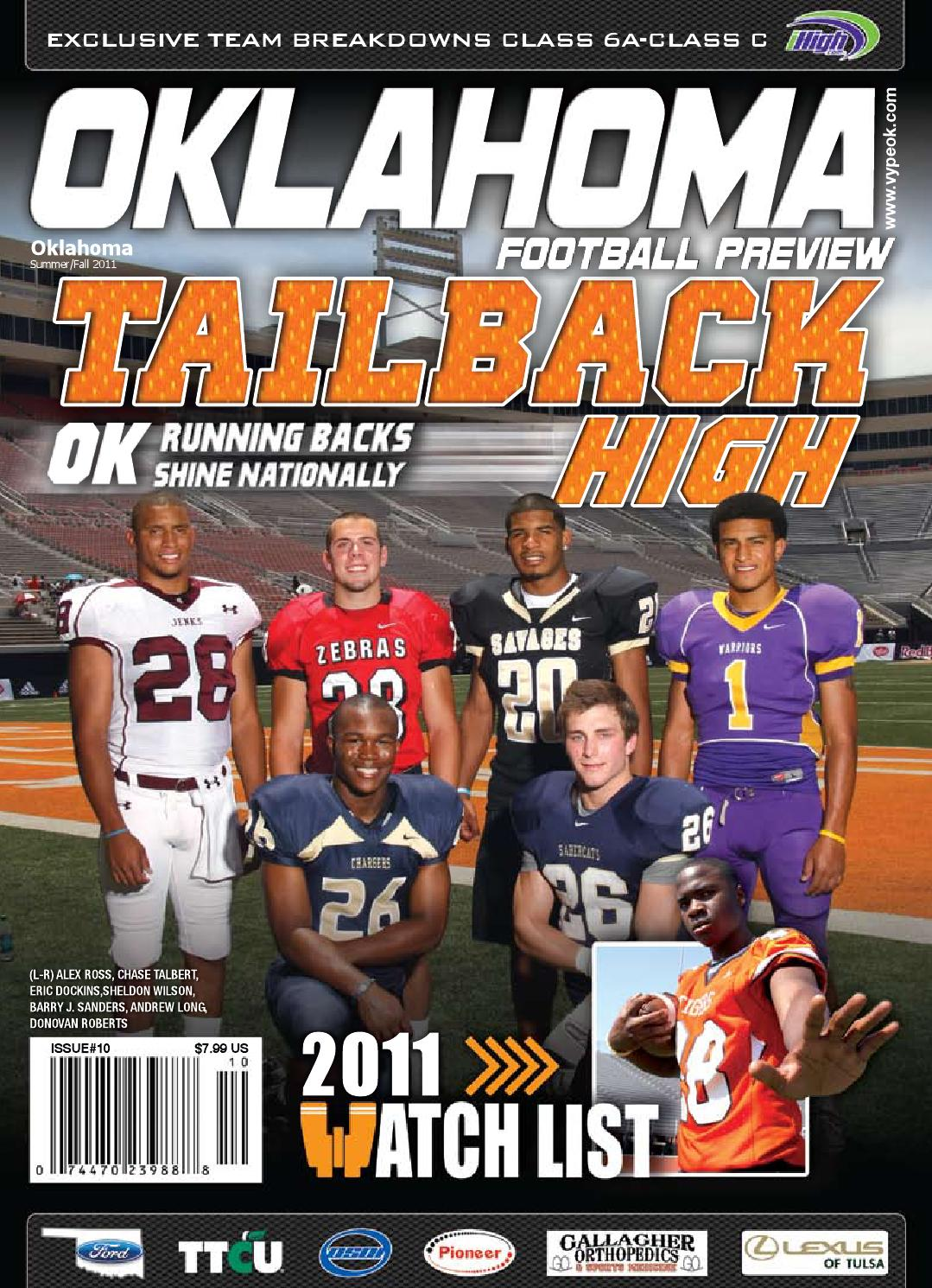 VYPE Football Preview 2011 by Austin Chadwick - issuu 2e2314357