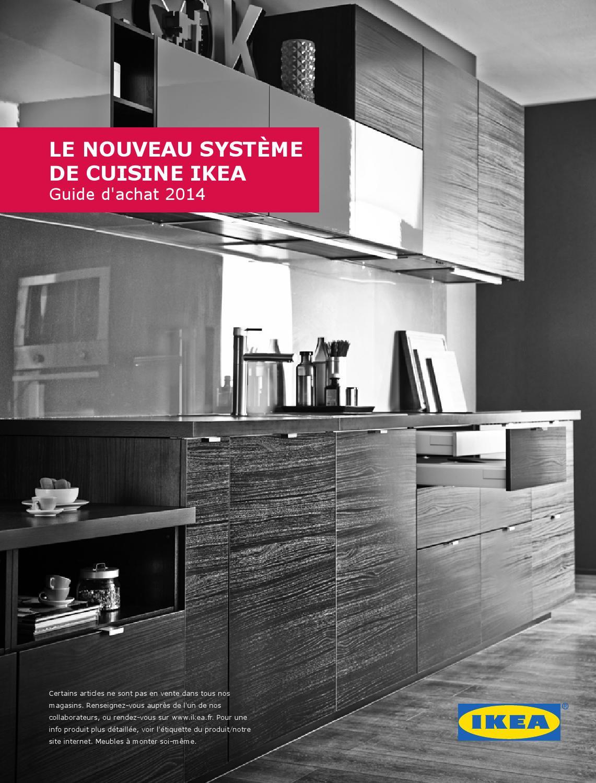 Le Nouveau Cuisine Ikea 2014 By Ikea Catalog Issuu
