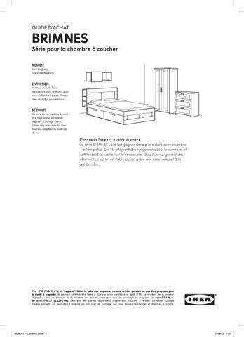 Brimnes Ikea Fr By Ikea Catalog Issuu