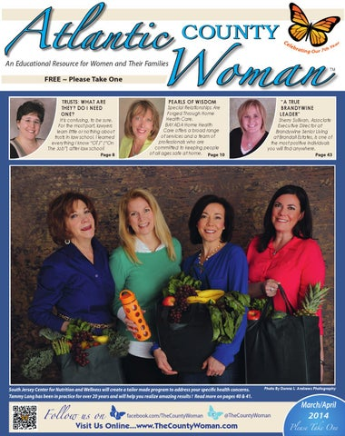 5cda155718ffa Atlantic County Woman - 2014 March April by The County Woman - issuu