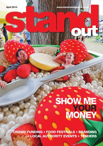 Stand out april 2013 by CIM Online LTD - issuu