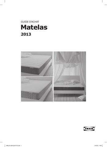 Sultan Matelas Fr By Ikea Catalog Issuu