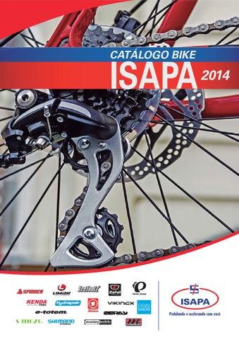 10f2460d737a2 CATALOGO ISAPA 2014 by ISAPA BICICLETA - issuu