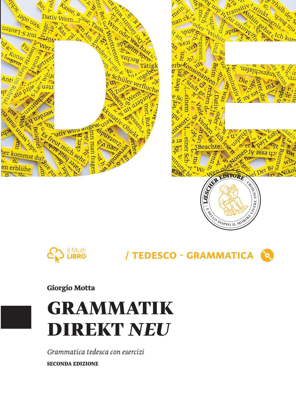 Grammatik Direkt Neu By Loescher Editore Issuu