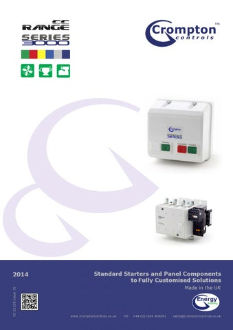page_1_thumb_large crompton controls catalogue 2014 by crompton controls issuu crompton controls series 2000 wiring diagram at gsmx.co