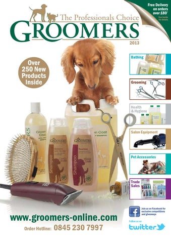 Groomers catalogue 2013 by CIM Online LTD - issuu 256c47ccd