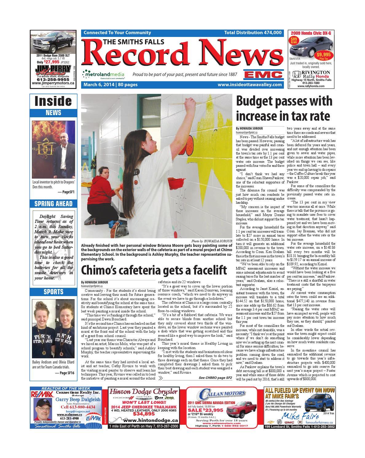 2e2ecd60ca9332 Smithsfalls030614 by Metroland East - Smiths Falls Record News - issuu