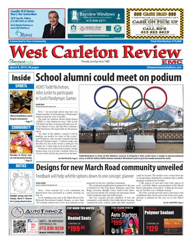 Westcarleton030614 by metroland east west carleton review issuu page 1 fandeluxe Image collections