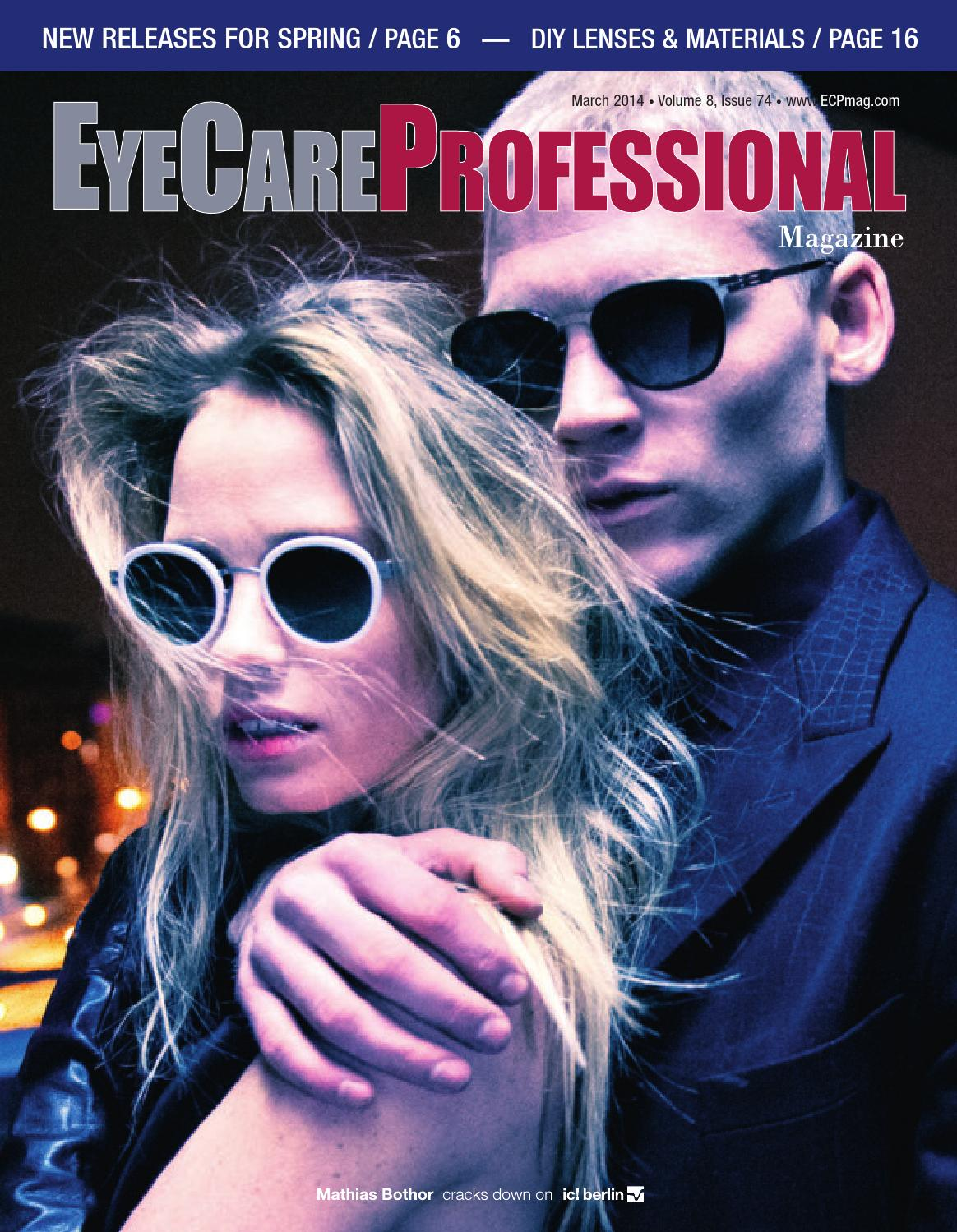 a1a62f84378 EyeCare Professional Magazine March 2014 Issue by ECP Magazine - issuu