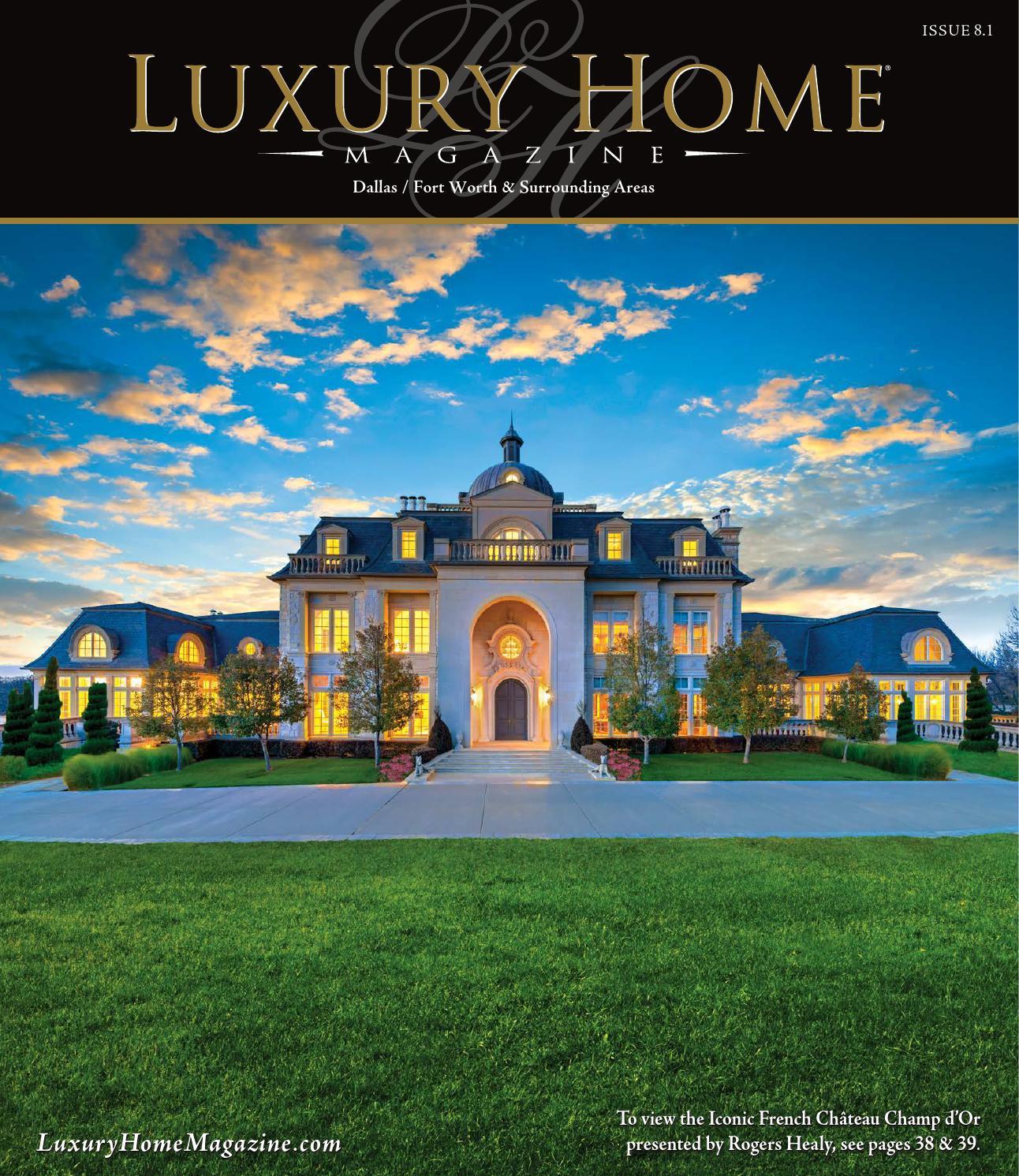Luxury Home Magazine Dallas | Ft. Worth