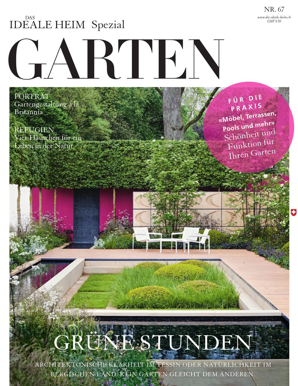 Das Ideale Heim Spezial GARTEN 2014 by Archithema Verlag issuu