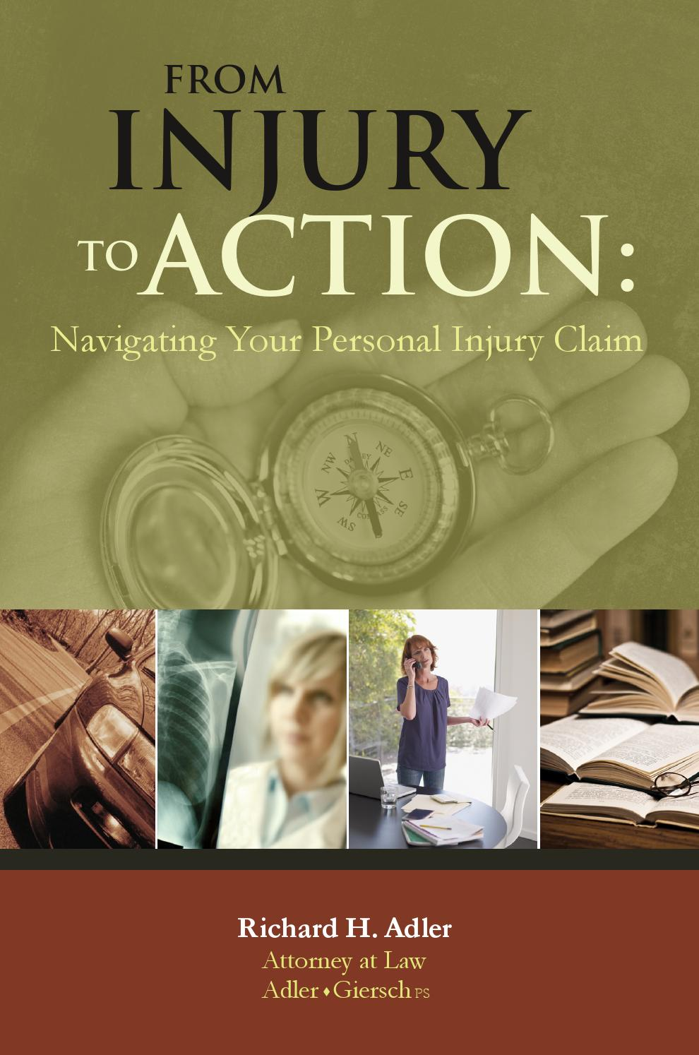 From Injury to Action: Navigating Your Personal Injury Claim by