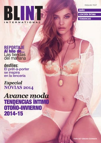 99ec2c07b5af Blint International - n. 69 by Editoriale Moda - issuu